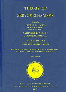 Theory of Servomechanisms